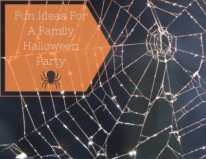 Fun Ideas For A Family Halloween Party