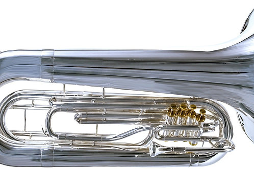 2017 System Blue Professional Marching Series Tuba