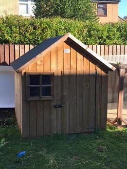Front Garden Housing