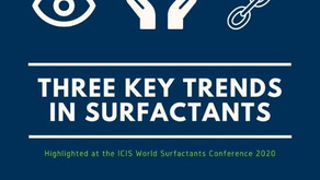 3 Key Trends in Surfactants