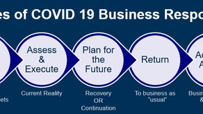 Here we are, what's next? Planning your return from COVID-19