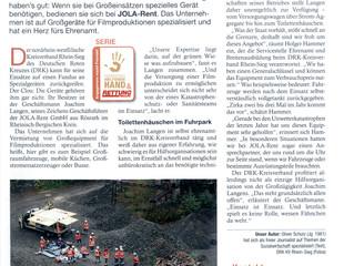 Rettungs-Magazin Ausgabe 2/3 2018