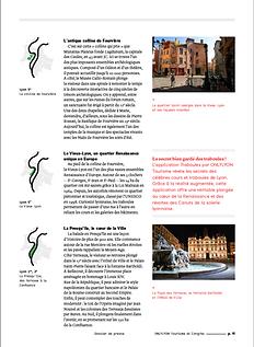 Rédaction d'un dossier de presse pour OnlyLyon tourisme et congrès