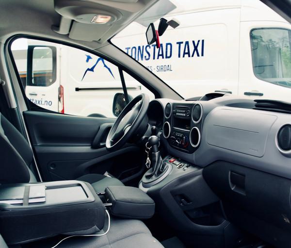 Interiør Peugeot Partner