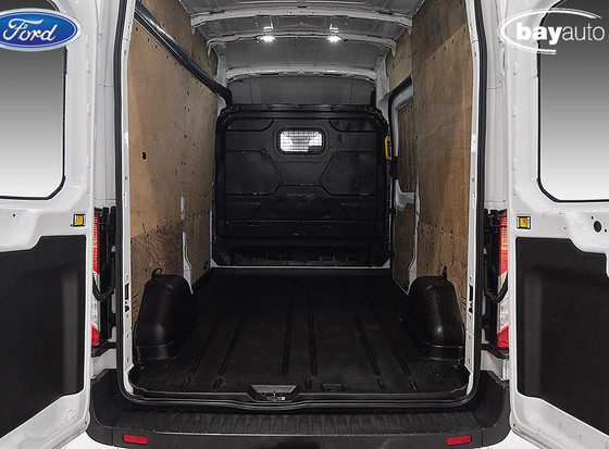 Ford Transit 2014 modell