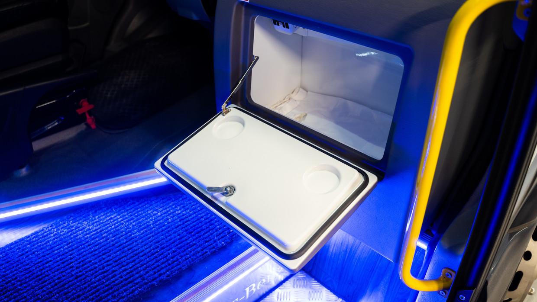 Kjøleskap Mercedes Sprinter midibuss