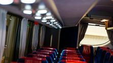 Interiør Scania Omniexpress