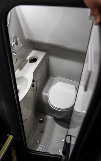Toalett Scania Touring HD