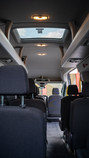 Interiør Ford Transit