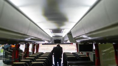 Interiør Scania Touring HD