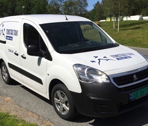Peugeot Partner 2019 modell