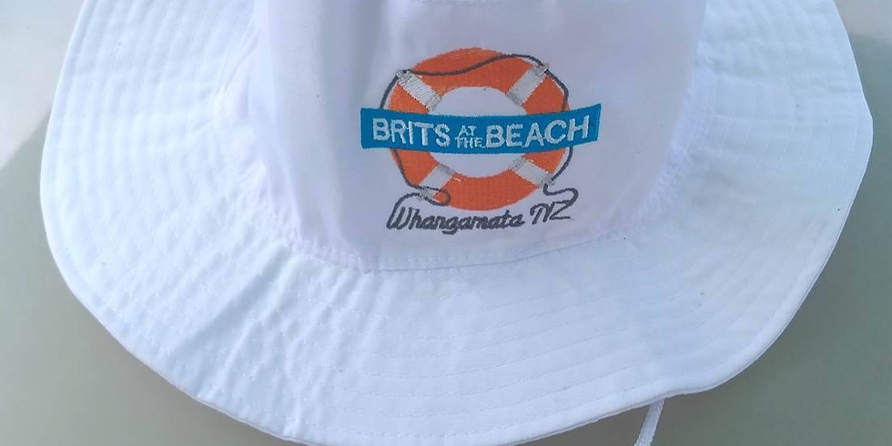 BRITS SUPPORTERS SUNHAT