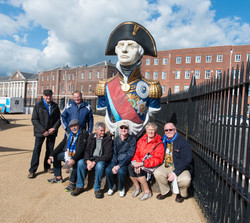 Portsmouth - Nelsons Bust