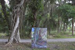 Plain air painting