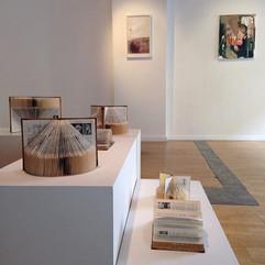 1, gallery exhibition of booksculptures.jpg