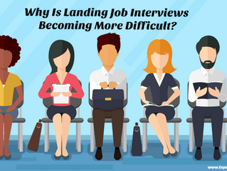 Why Is Landing Job Interviews Becoming More Difficult?