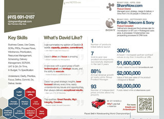 Why Are Infographic Resumes Becoming So Popular?