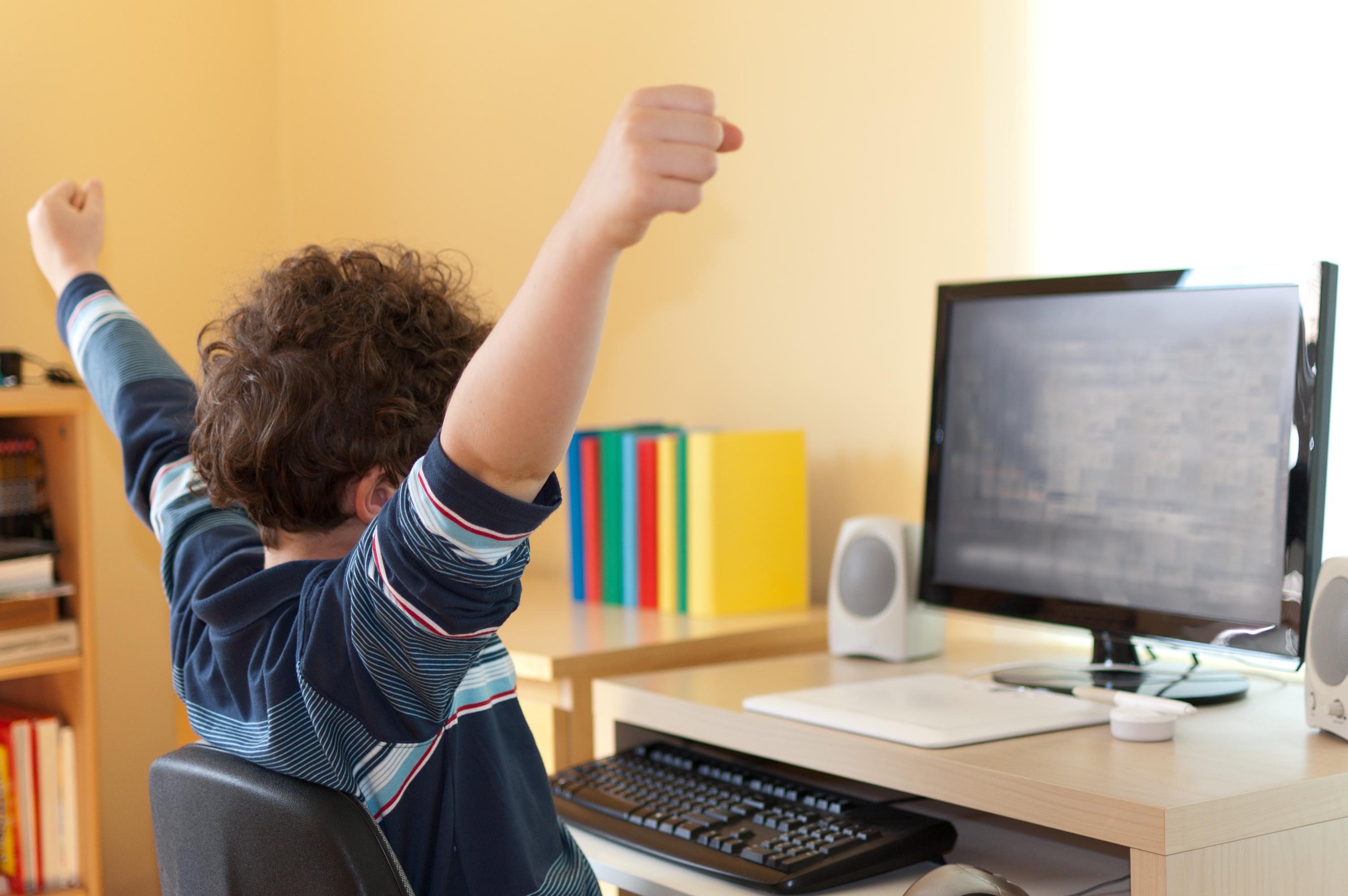 Boy using computer at home.jpg
