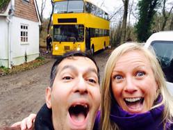 The Big Yellow Bus!
