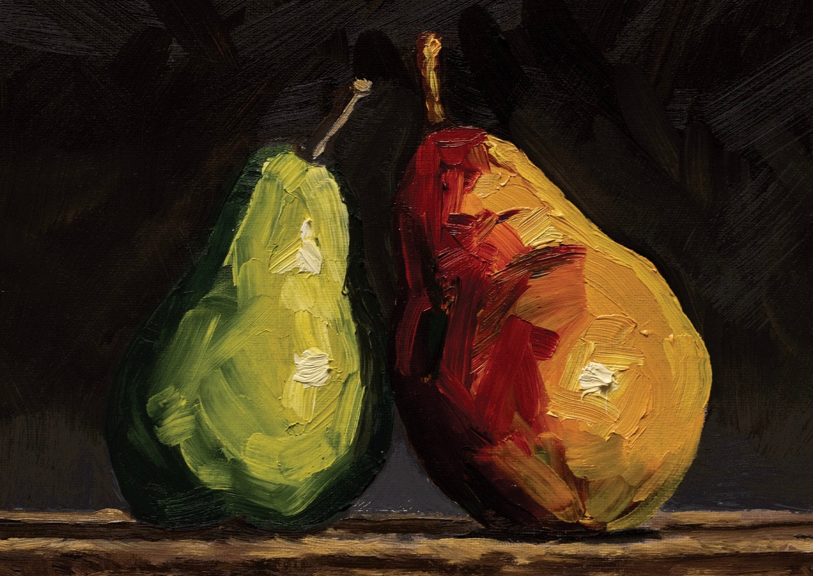 Two pears