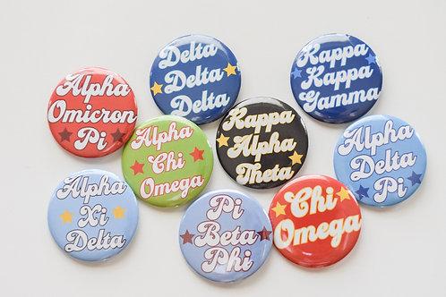 written in the stars greek button