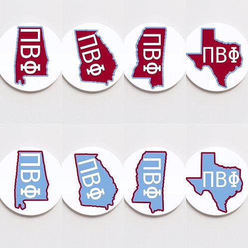 pi beta phi state button