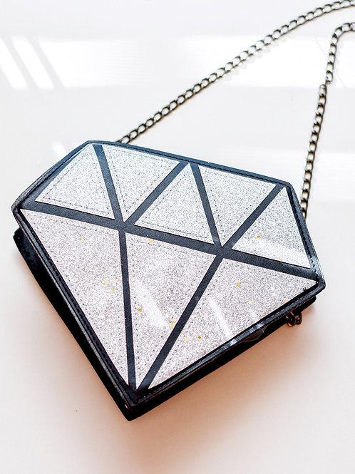 diamond purse