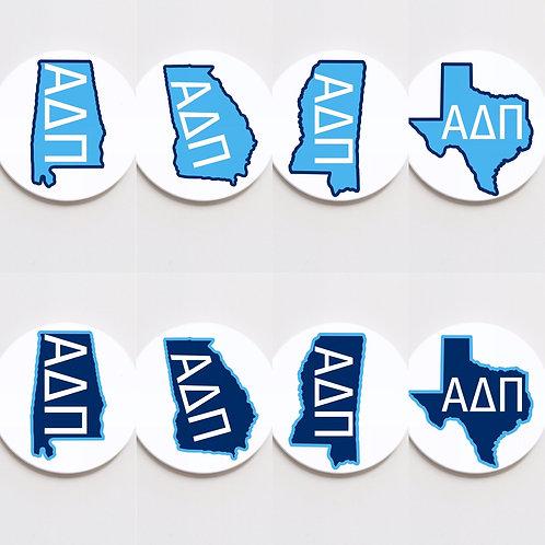 alpha delta pi state button