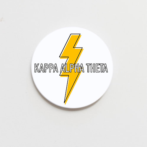 greek lightning button