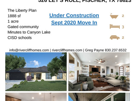 526 Let's Roll, Fischer, TX for sale