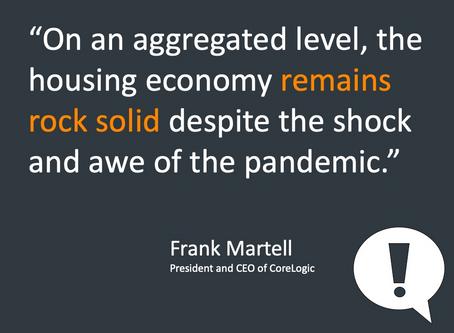 Rock solid housing economy
