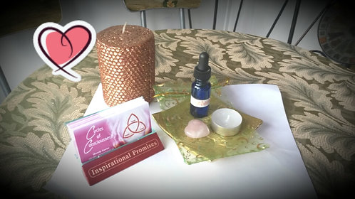 Activation Kit for Healing Relationships and Restoring Harmony