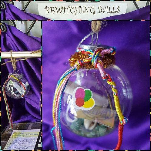 BEWITCHING BALL: Abundance and Prosperity