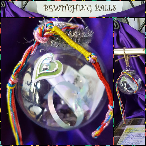 BEWITCHING BALL: Healing Energy