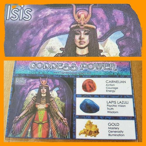 ALTAR KIT: Goddess Isis
