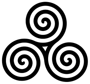 THE TRIADE, TRISKELE, OR TRIPLE SPIRAL.png