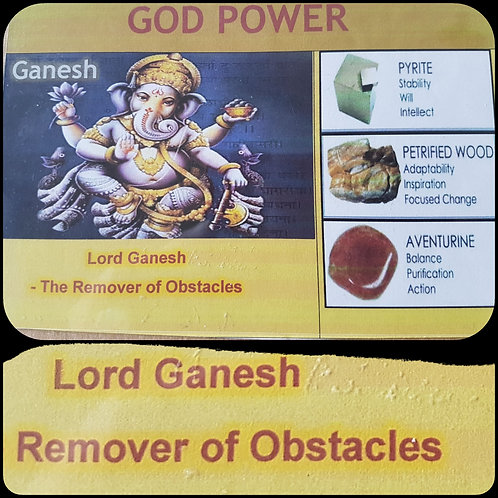 ALTAR KIT: Lord Ganesh