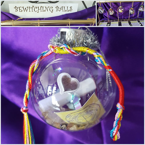 BEWITCHING BALL: Protection of Home and Office