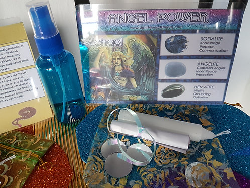 "ALTAR KIT: ARCHANGEL MICHAEL - ""he who is as God"""