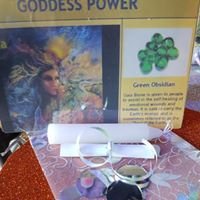 ALTAR KIT -  GAIA: Goddess of the Earth and prophecy.