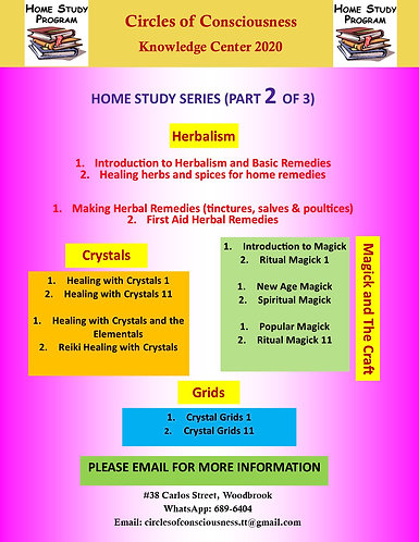 Home Study Courses
