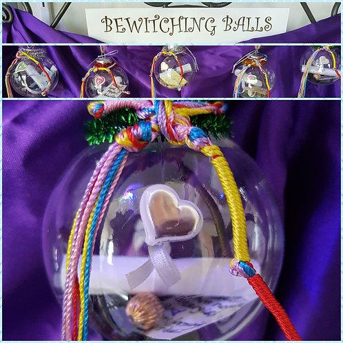 BEWITCHING BALL: Negativity Shield