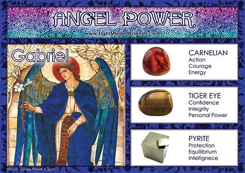 ALTAR KIT: Archangel Gabriel
