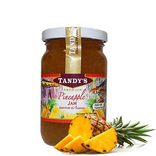 Pineapple Jam - Premium 10 oz