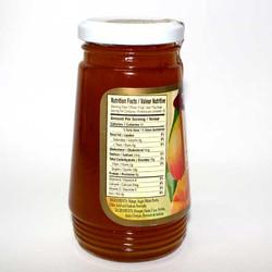 Mango Jam Ingredients