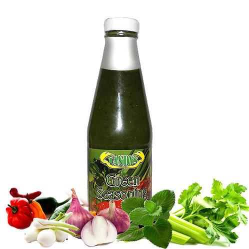 Green Seasoning Sauce - Premium 10 oz