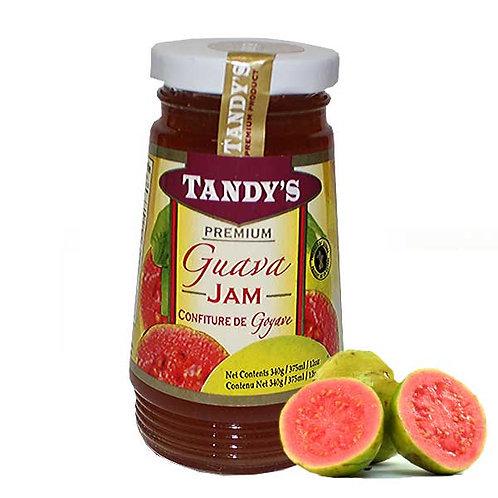 Guava Jam - Premium 12 oz