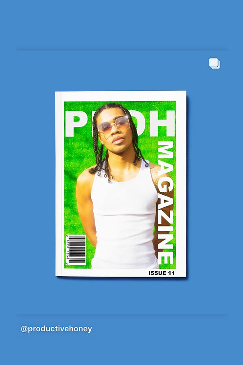 proh magazine - issue 11 (signed)