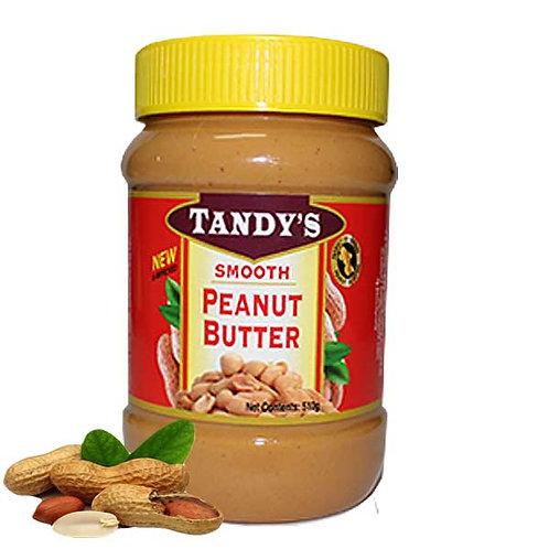 Smooth Peanut Butter  - Premium 510g