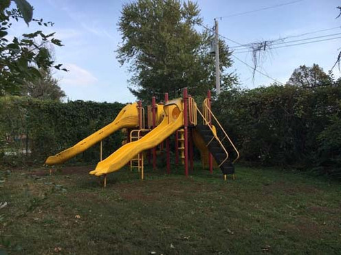 Outside playground Area